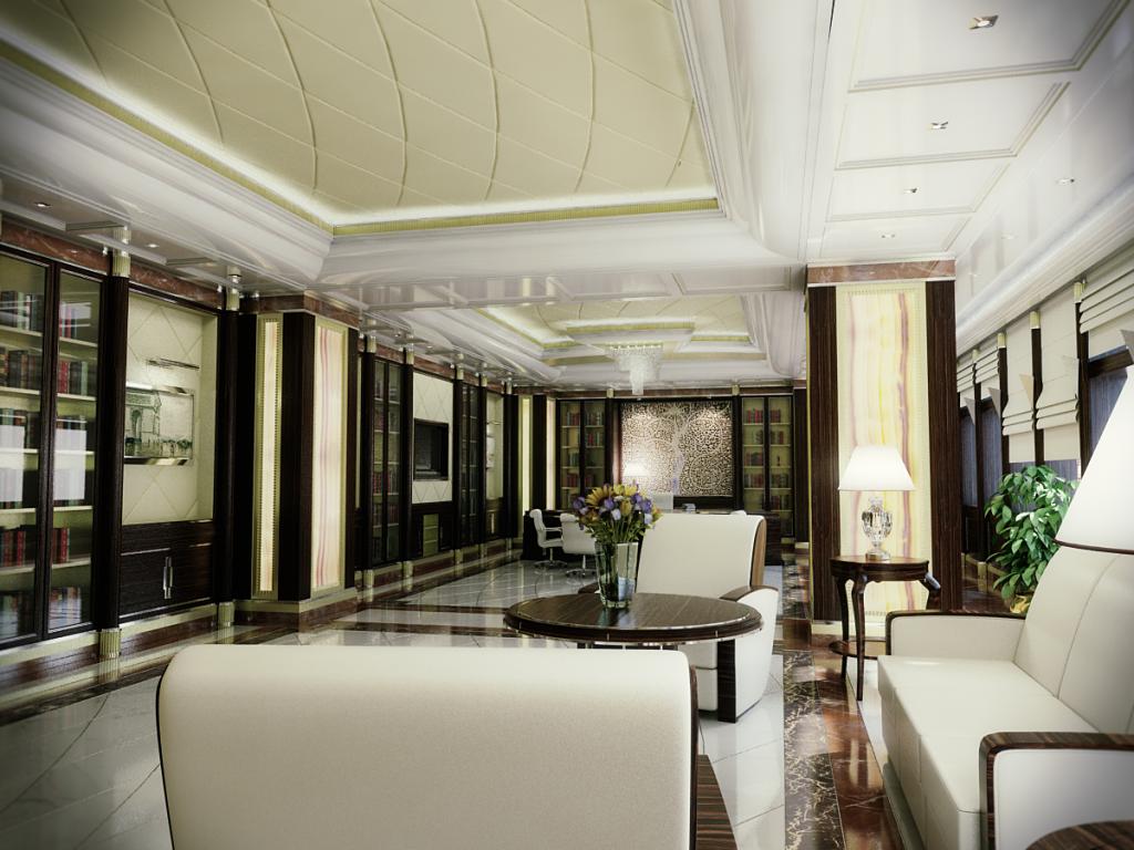 Villa Art Deco Russland Archives - Karl Interior Design